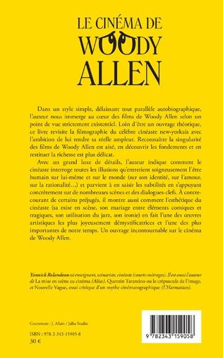 4eme Le cinéma de Woody Allen