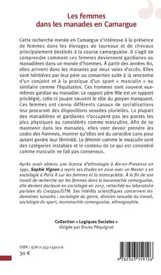 4eme Les femmes dans les manades en Camargue
