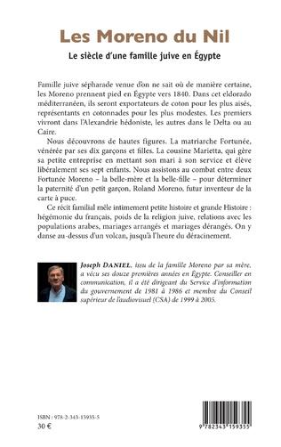 4eme Les Moreno du Nil