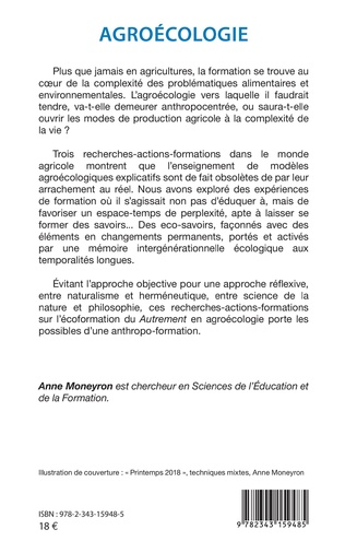 4eme Agroécologie