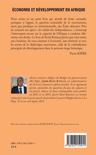 4eme Economie et développement en Afrique