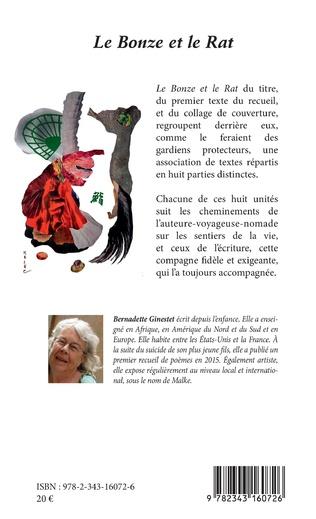 4eme Le Bonze et Le Rat