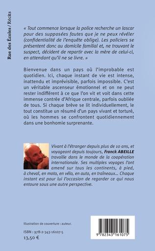 4eme Chroniques d'un mouzoungou en République démocratique du Congo
