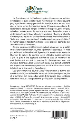 4eme Guadeloupe : le développement en question(s)