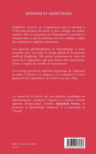 4eme Hypnose et addictions