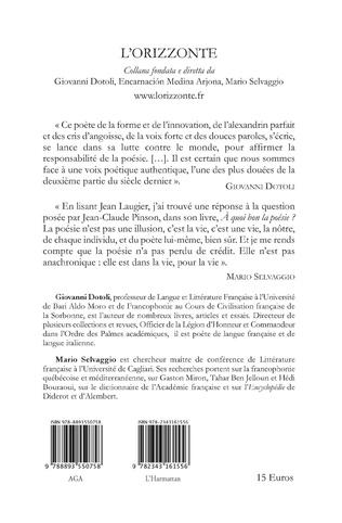 4eme Vertige frangé - Jean Laugier