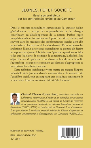 4eme Jeunes, foi et société