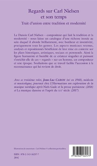 4eme Regards sur Carl Nielsen et son temps