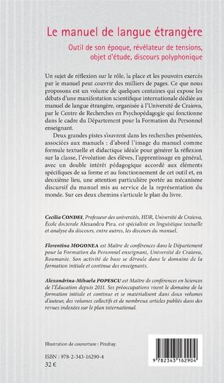 4eme le manuel de langue étrangère