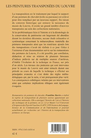 4eme Les peintures transposées du Louvre