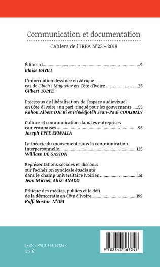 4eme Communication et documentation