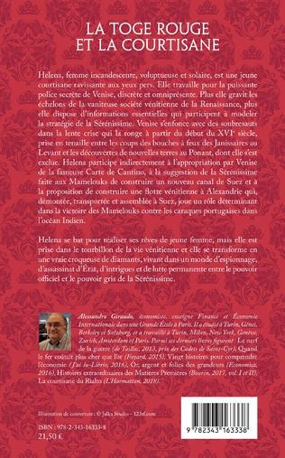 4eme La Toge rouge et la courtisane