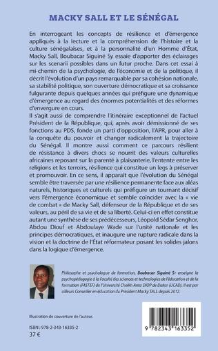 4eme Macky Sall et le Sénégal