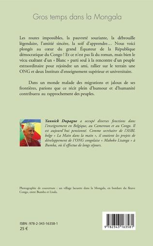 4eme Gros temps dans la Mongala