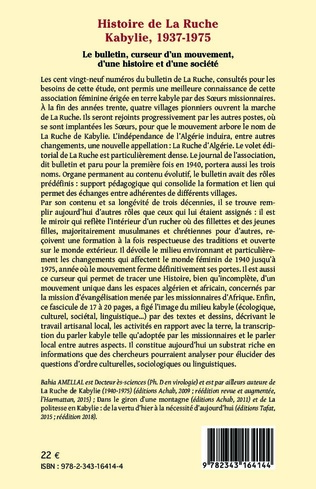 4eme Histoire de La Ruche