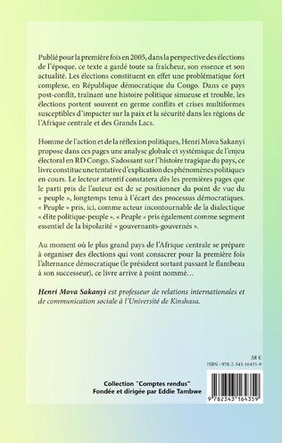 4eme Vivement les élections en RDCongo !