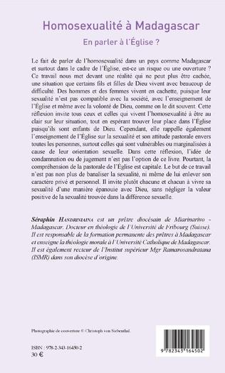 4eme Homosexualité à Madagascar