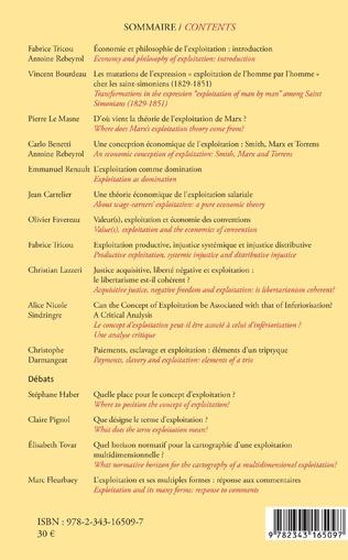 4eme Cahiers d'économie politique 75
