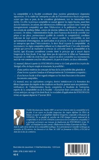 4eme Comptabilité générale SYSCOHADA révisé et audit fiscal