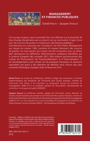 4eme Management et finances publiques