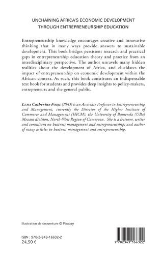 4eme Unchaining Africa's Economic Development through Entrepreneurship Education