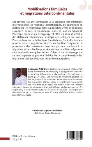 4eme Mobilisations familiales et migrations intercontinentales