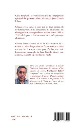 4eme Albert Gleizes et Jean-Claude Libert