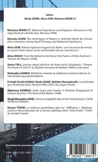 4eme BRIDGES Revue Africaine d'Etudes Anglaises