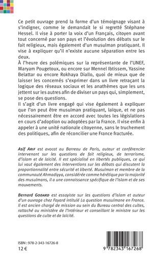 4eme Etre musulman en France