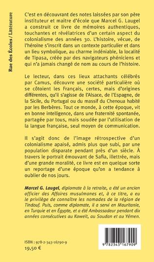 4eme Safia de Tipasa