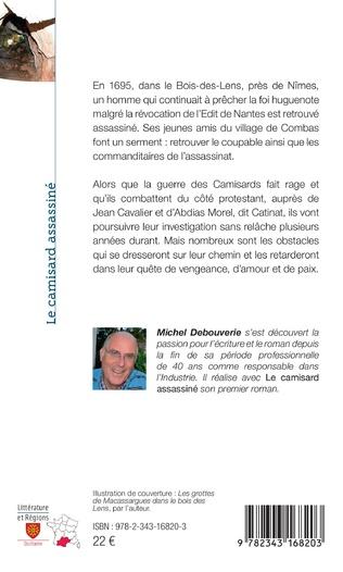 4eme Le Camisard assassiné