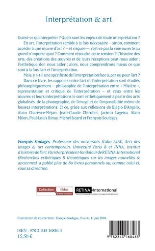 4eme Interprétation & art