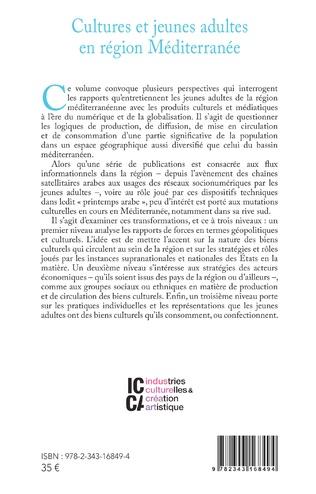 4eme Cultures et jeunes adultes en région Méditerranée