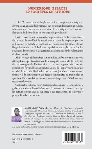4eme Numérique, espaces et sociétés en Afrique