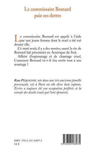 4eme Le commissaire Besnard paie ses dettes