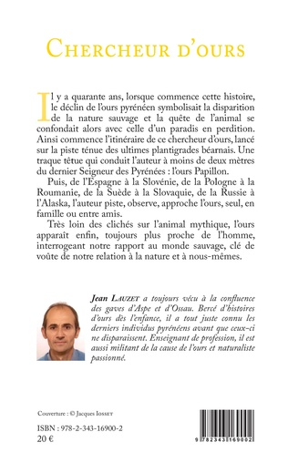 4eme Chercheur d'Ours