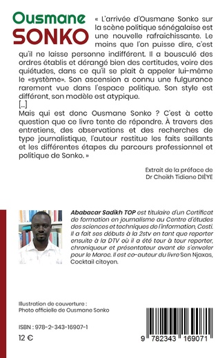 4eme Ousmane Sonko