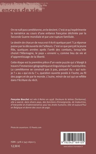 4eme La Caméléonne