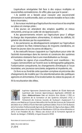 4eme Réussir l'agriculture sénégalaise