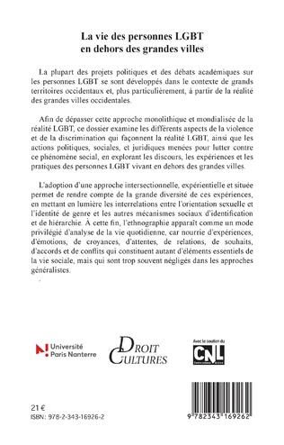 4eme La vie des personnes LGBT en dehors des grandes villes