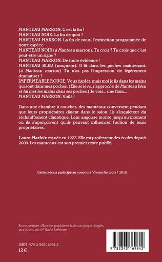 4eme Les manteaux