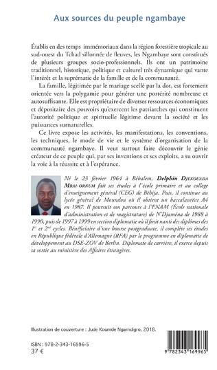4eme Aux sources du peuple ngambaye