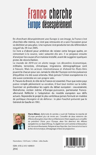 4eme France cherche Europe désespérément