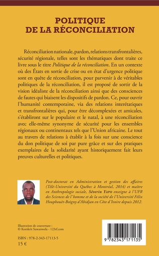 4eme Politique de la réconciliation