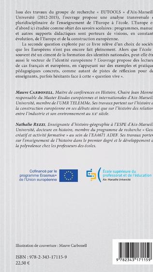 4eme L'enseignement de l'Europe et de l'Union européenne à l'école