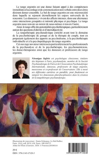 4eme Tango argentin et psychanalyse