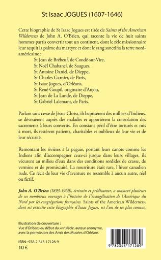 4eme St Isaac Jogues (1607-1646)