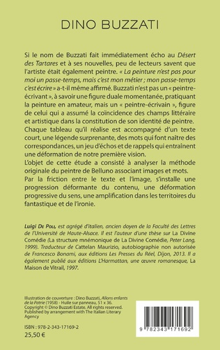 4eme Dino Buzzati