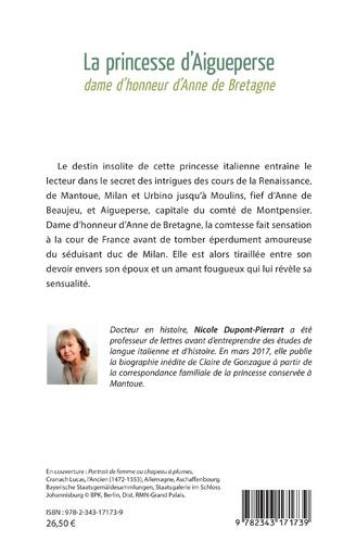 4eme La Princesse d'Aigueperse