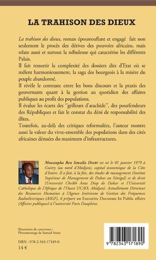 4eme La trahison des Dieux